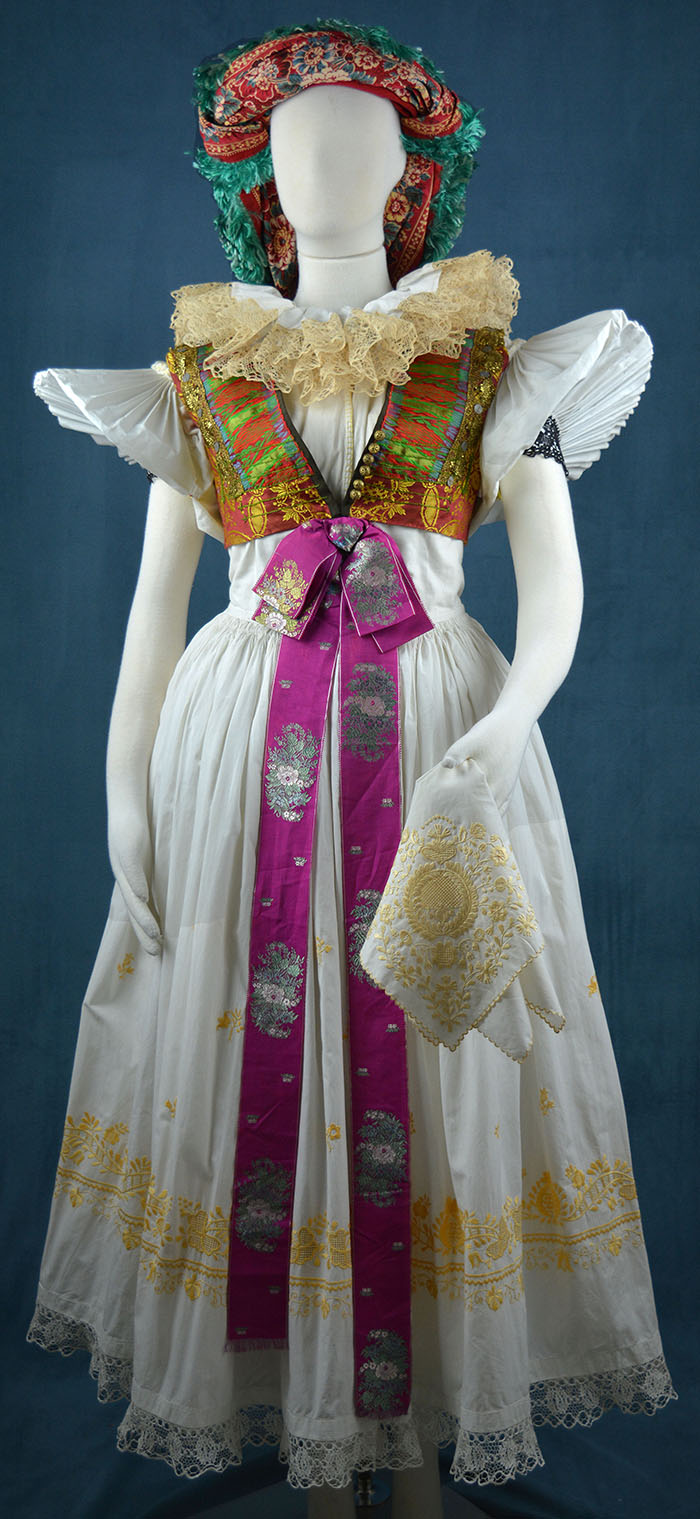 Traditional Costumes (kroje) and Textiles